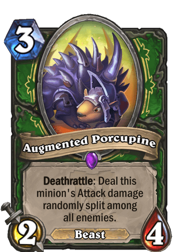 Augmented Porcupine