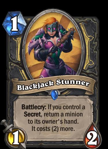 Blackjack Stunner
