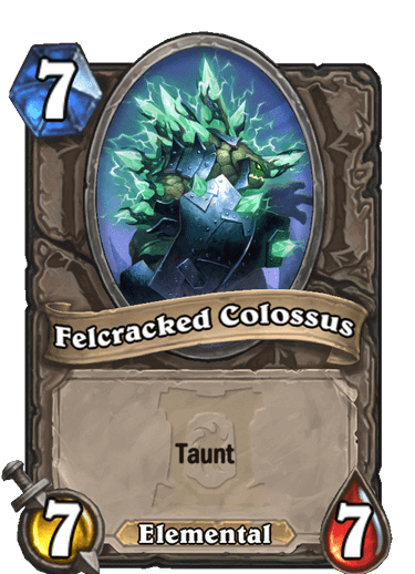 Felcracked Colossus