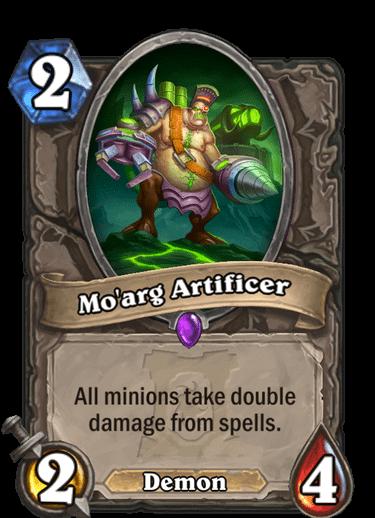 Moarg Artificer