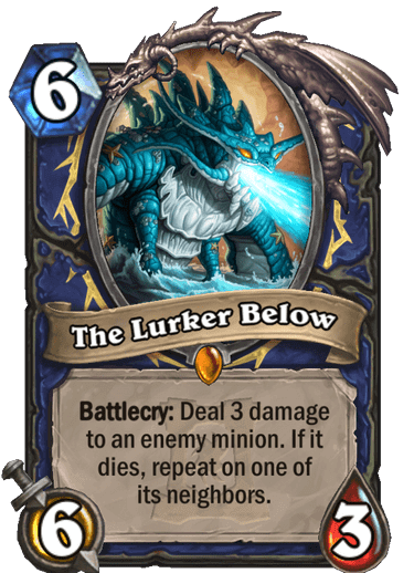 The Lurker Below