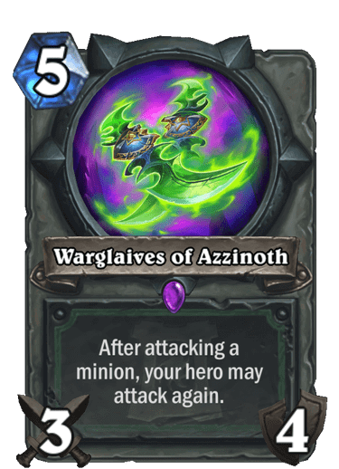 Warglaives of Azzinoth