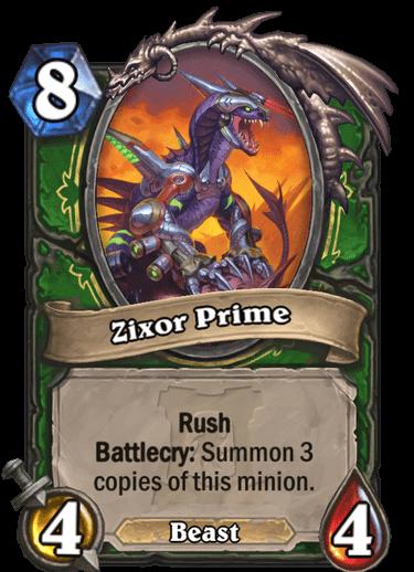 Zixor Prime