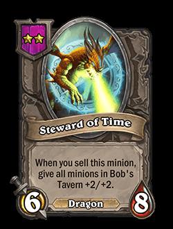 Steward of Time