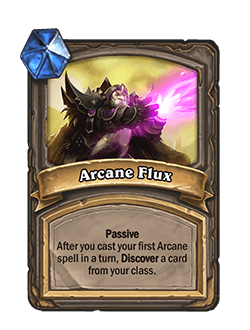 Arcane Flux