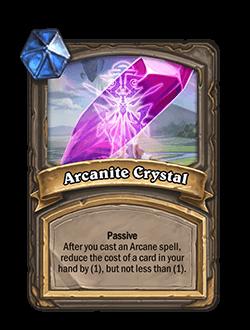 Arcanite Crystal
