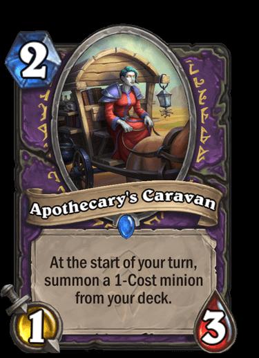 Apothecary's Caravan