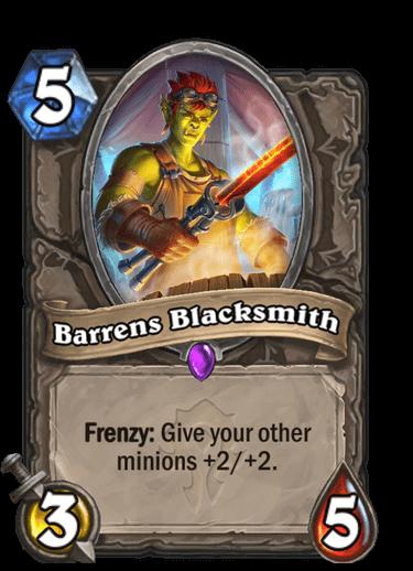 Barrens Blacksmith
