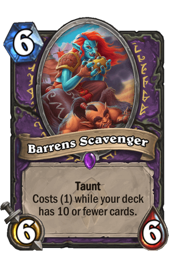 Barrens Scavenger