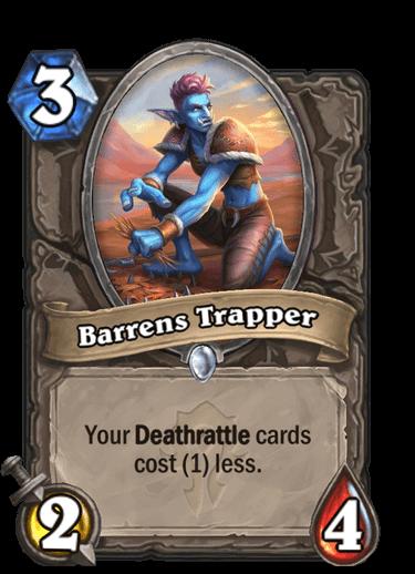 Barrens Trapper