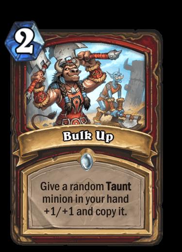 Bulk Up