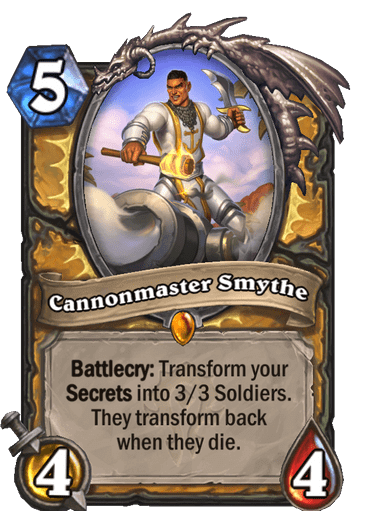 Cannomaster Smythe