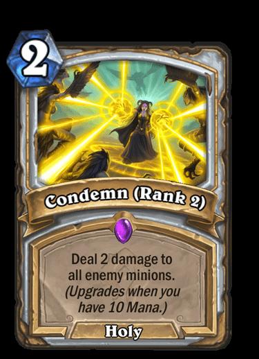 Condemn Rank 2