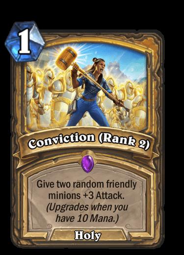Conviction Rank 2