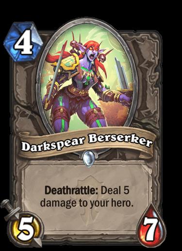Darkspear Berserker