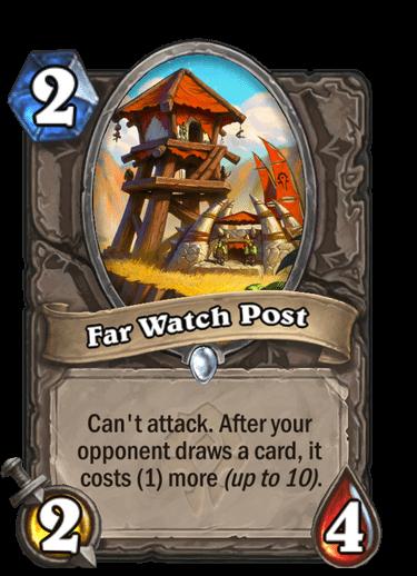 Far Watch Post