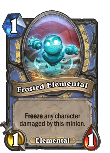 Frosted Elemental