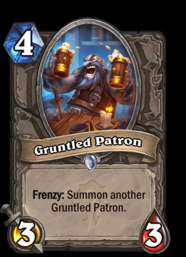 Gruntled Patron