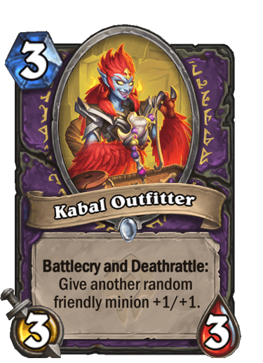 Kabal Outfitter