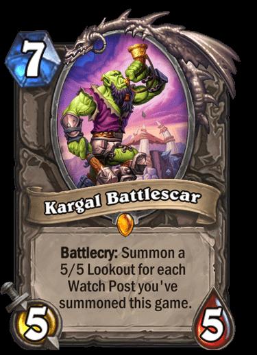 Kargal Battlescar