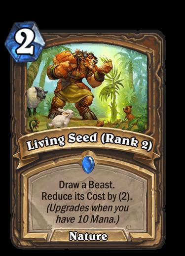 Living Seed Rank 2