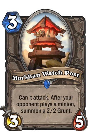 Morshan Watch Post