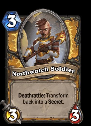 Northwatch Soldier