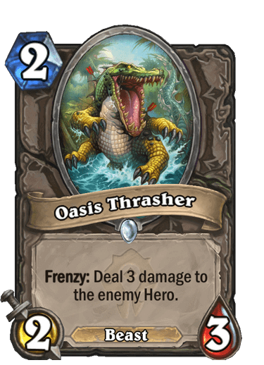 Oasis Trasher