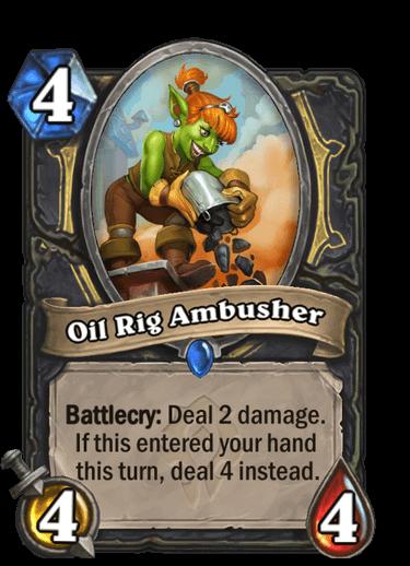Oil Rig Ambusher