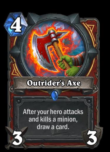 Outrider's Axe