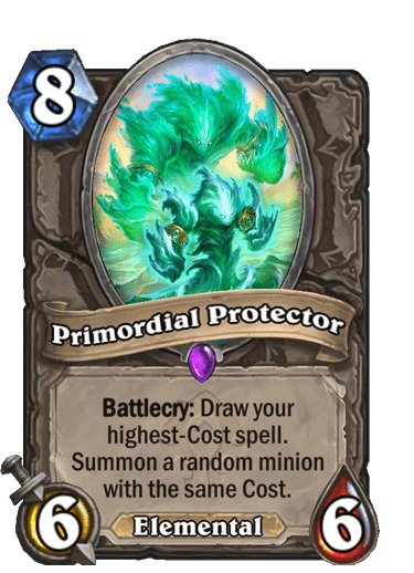 Primordial Protector