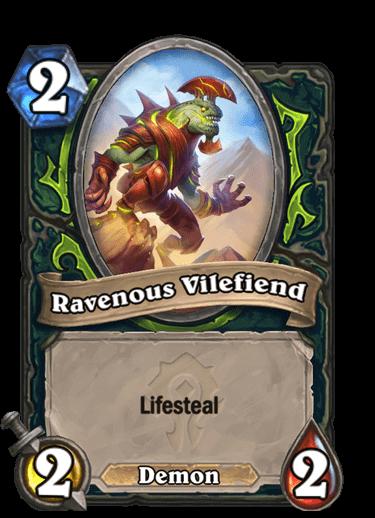 Ravenous Vilefiend