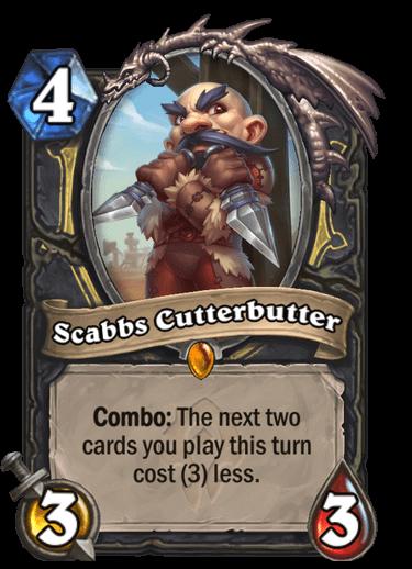 Scabs Cutterbutter