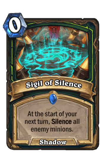 Sigil of Silence
