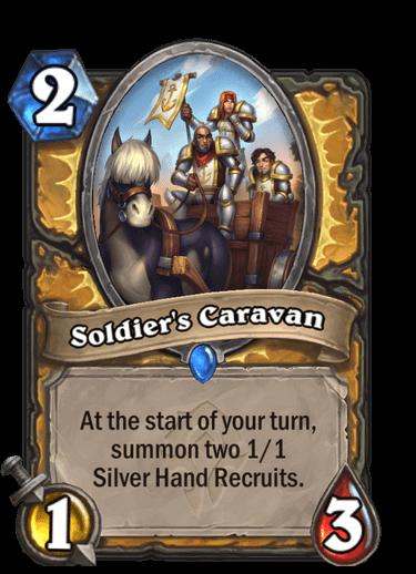 Soldier's Caravan