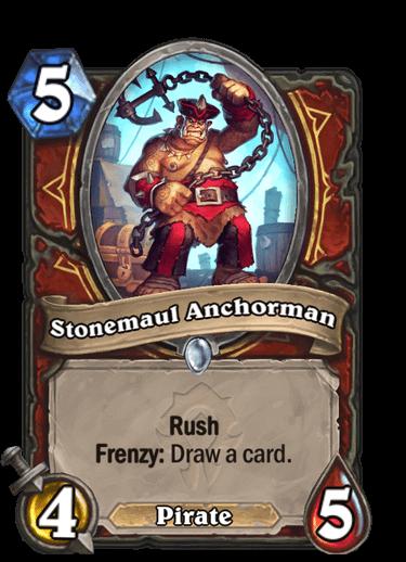 Stonemaul Anchorman