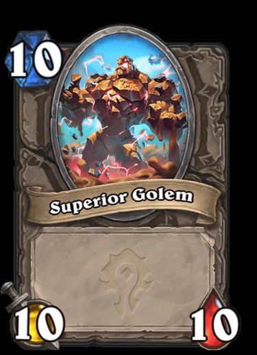 Superior Golem
