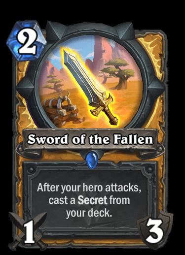 Sword of the Fallen