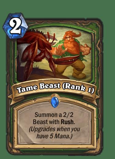 Tame Beast