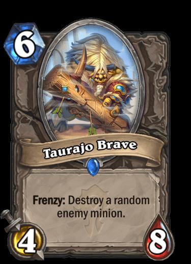 Taurajo Brave