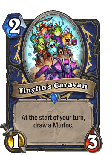 Tinyfin's Caravan