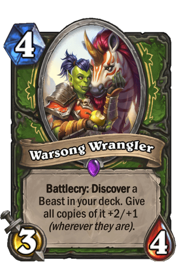 Warsong Wrangler