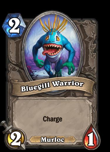 Bluegill Warrior régi