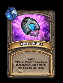 Eerie Stone