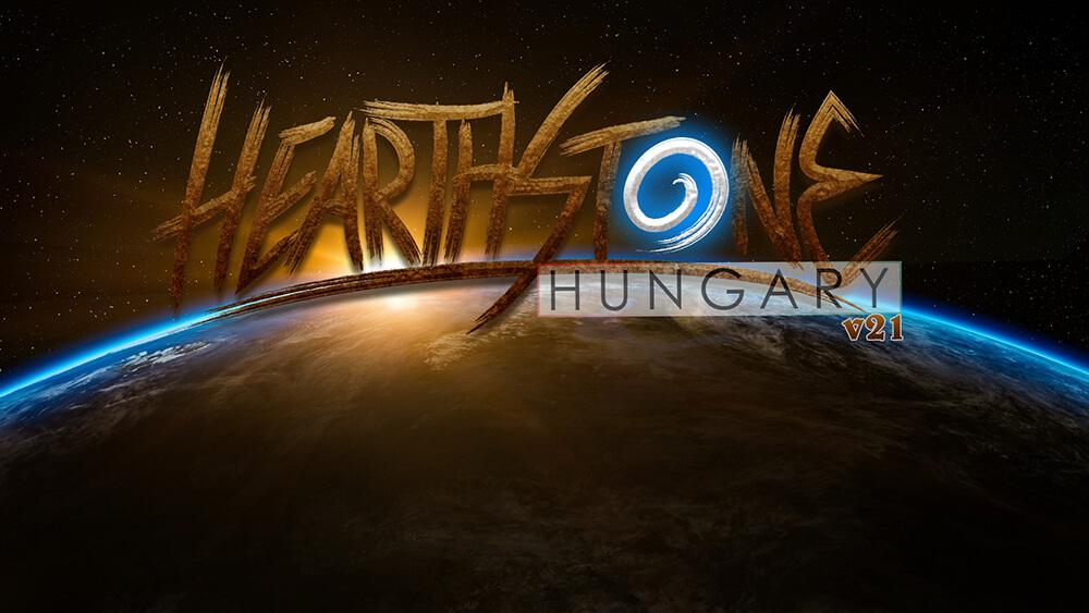 Hearthstone Hungary v21