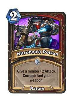 Nerfelt Nitroboost Poison