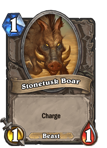 Stonetusk Boar régi