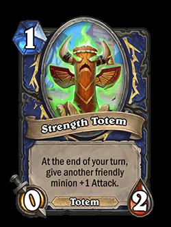 Strength Totem