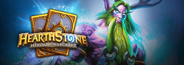 Malfurion Stormrage, a Druid