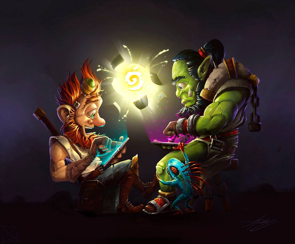 gnome hearthstone ipad